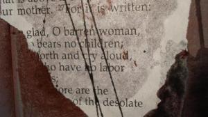 barren woman