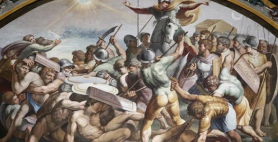 On Violence In The Bible Canon And Creed